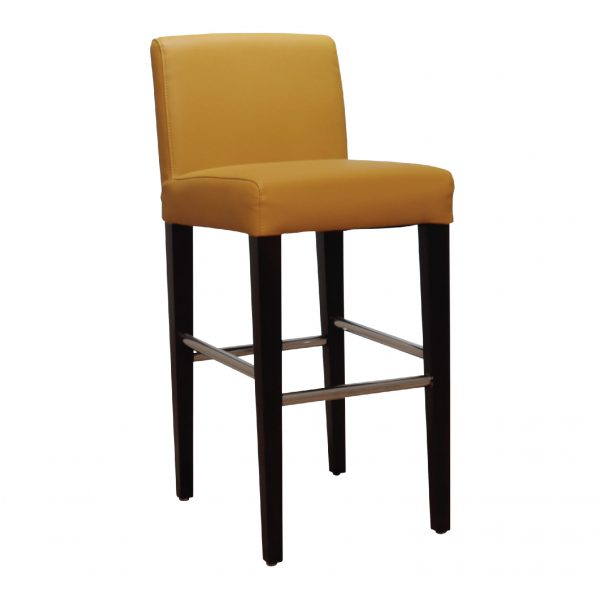 Silla Bar Calo Yellow